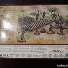 Juegos Antiguos: CAJA TROPAS DE ASEDIO URUK- HAI . Lote 148487002