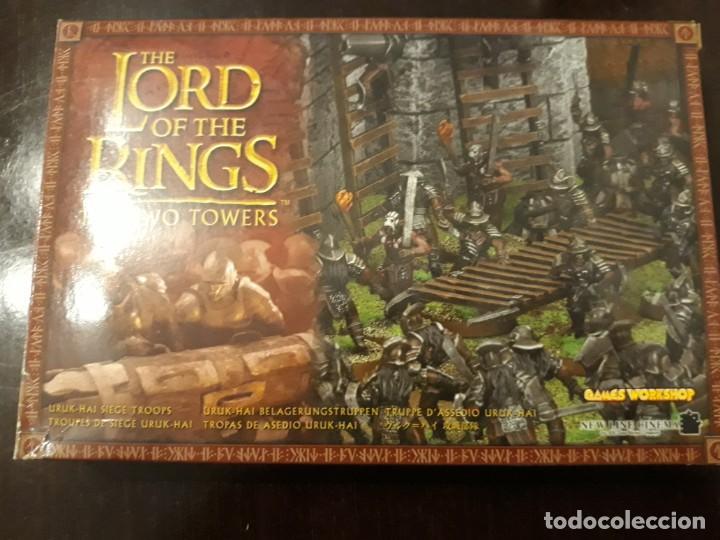 Juegos Antiguos: Caja tropas de asedio Uruk- Hai - Foto 2 - 148487002