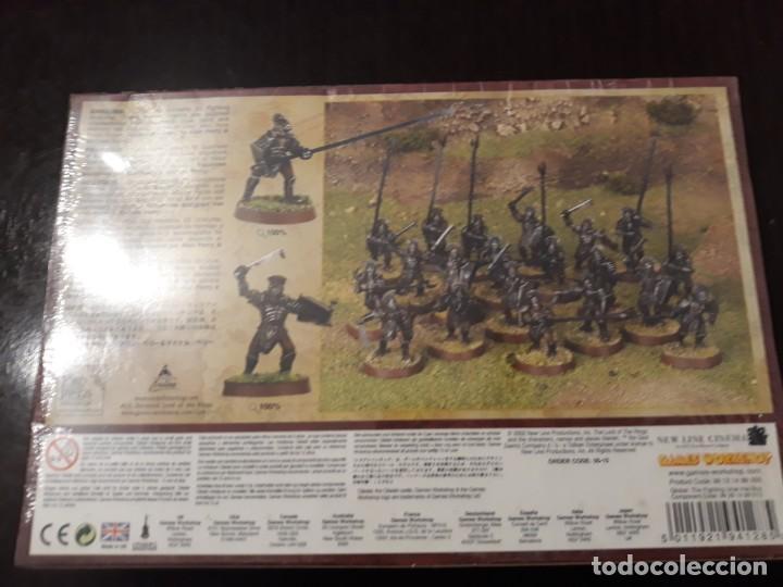 Juegos Antiguos: Caja de Guerreros Uruk Hai B - Foto 2 - 148487538