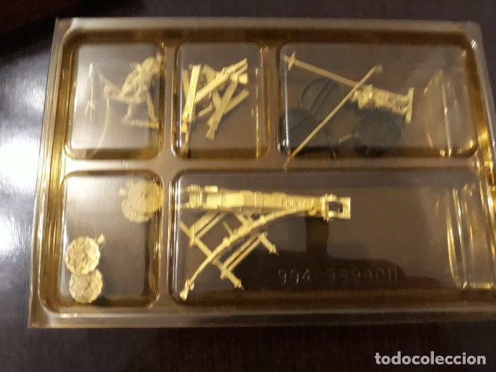 Juegos Antiguos: Caja balista Uruk Hai - Foto 2 - 148487842
