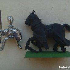 Juegos Antiguos: FIGURA DE GUERRERO A CABALLO DE WARHAMMER. . Lote 148513506