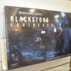 Juegos Antiguos: 40.000 WARHAMMER QUEST BLACKSTONE FORTRESS WARHAMMER 40000 - GAMES WORKHSOP. Lote 207050933