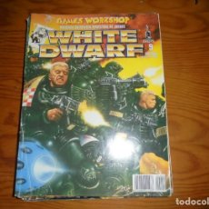 Juegos Antiguos: WHITE DWARF Nº 9. GAMES WORKSHOP, MARZO-ABRIL 1995. MINIATURES CITADEL. Lote 164173598