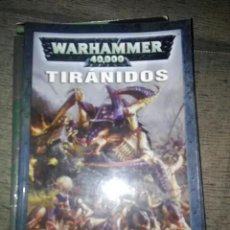 Juegos Antiguos: CODEX TIRÁNIDOS WARHAMMER 40000 40K OLDHAMMER. Lote 151738162