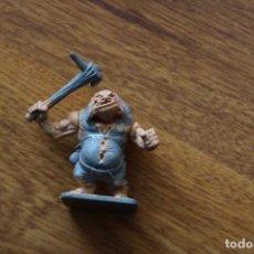 Juegos Antiguos: OGRO HEROQUEST AMPLIACIÓN HORDA JUEGO MESA MB MINIATURA PINTADA WARHAMMER. Lote 151746878