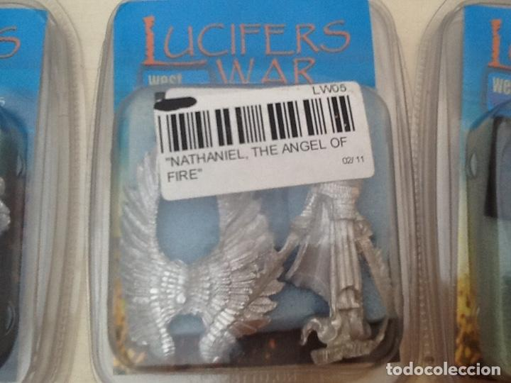 Juegos Antiguos: Warhammer Lucifers War angeles - Foto 8 - 153577910