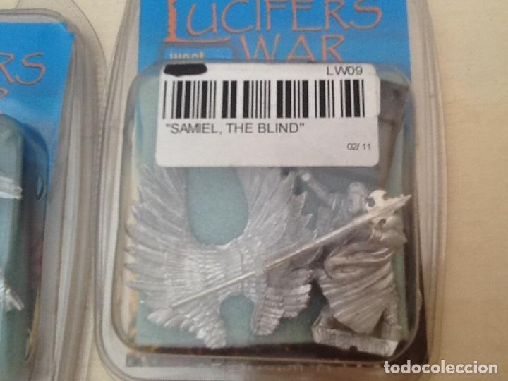 Juegos Antiguos: Warhammer Lucifers War angeles - Foto 10 - 153577910