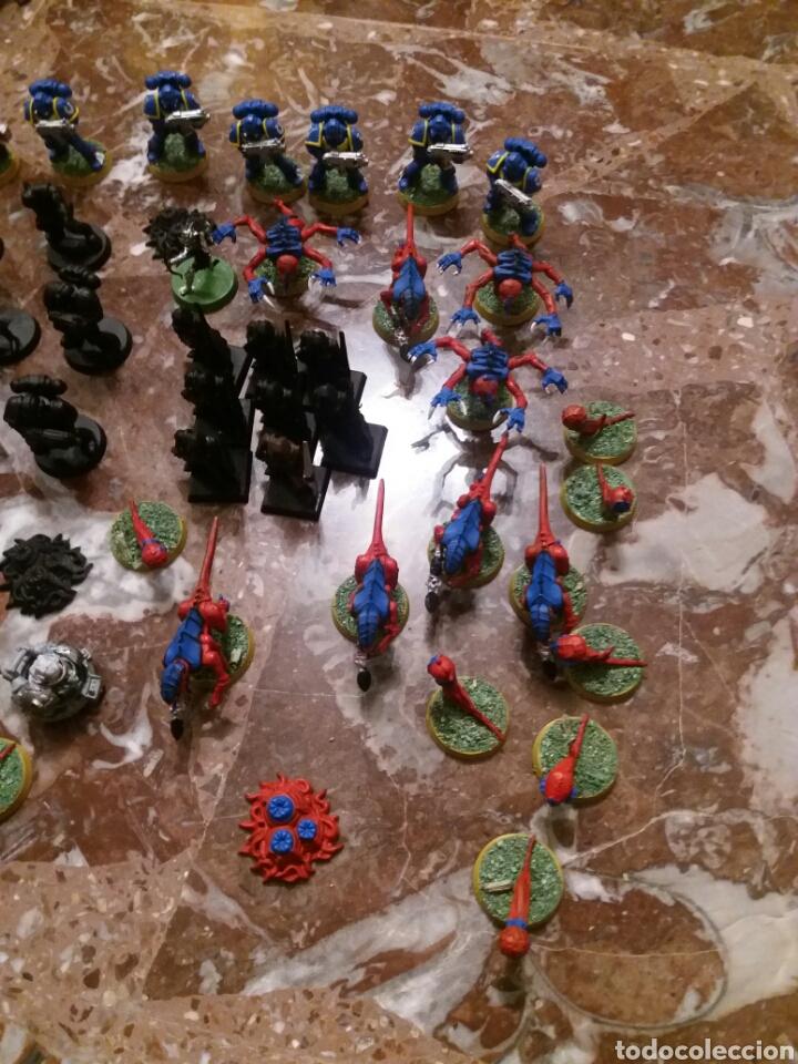 Juegos Antiguos: Lote warhammer - Foto 5 - 153866565