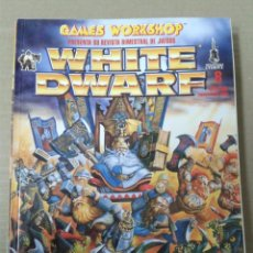 Juegos Antiguos: WHITE DWARF NUMERO 8. WARHAMMER. Lote 155274066