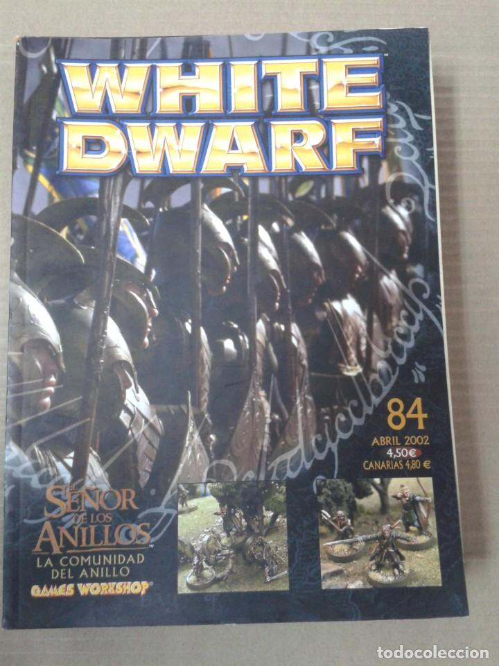 REVISTA WHITE DWARF Nº84. WARHAMMER (Juguetes - Rol y Estrategia - Warhammer)
