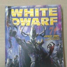 Juegos Antiguos: REVISTA WHITE DWARF Nº74. WARHAMMER. Lote 155361934