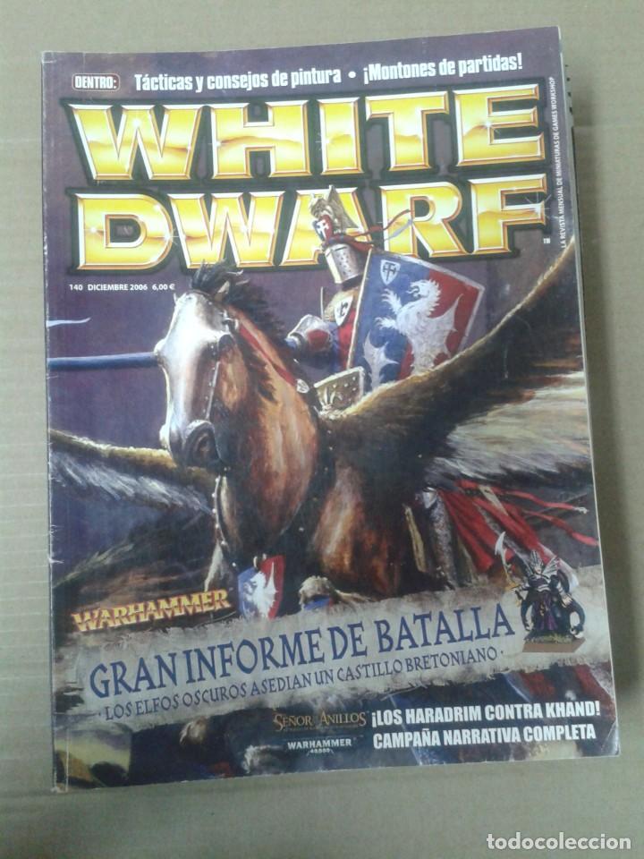 REVISTA WHITE DWARF Nº78. WARHAMMER (Juguetes - Rol y Estrategia - Warhammer)