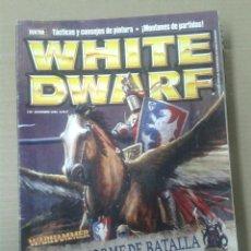 Juegos Antiguos: REVISTA WHITE DWARF Nº78. WARHAMMER. Lote 155383754