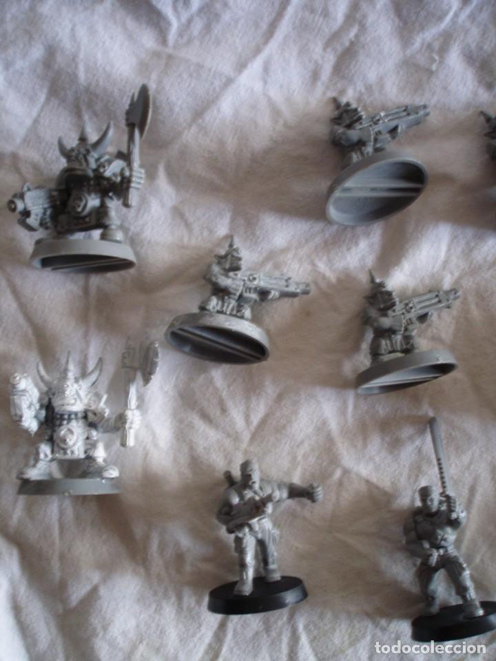 Juegos Antiguos: Space Marines de Catachan y Orcos Gretchins Warhammer 40k Caos cruzada estelar Space Hulk - Foto 2 - 155430630