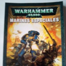 Juegos Antiguos: MARINES ESPACIALES -CODEX -WARHARMMMER 40.000. Lote 155790774