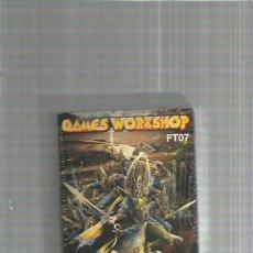 Juegos Antiguos: WARHAMMER ELFOS. Lote 159616966