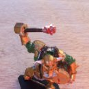 Juegos Antiguos: WARHAMMER- ORCO METAL. Lote 160211684