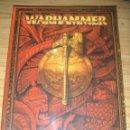 Juegos Antiguos: WARHAMMER, EL JUEGO DE BATALLAS FANTÁSTICAS (6ª EDICIÓN REVISADA) GAMES WORKSHOP . Lote 160314906