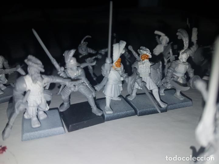 Juegos Antiguos: MORDHEIM - BANDA DE MARIENBURGO - 16 MINIATURAS - WARHAMMER - IMPERIO descatalogadas - Foto 2 - 46659735