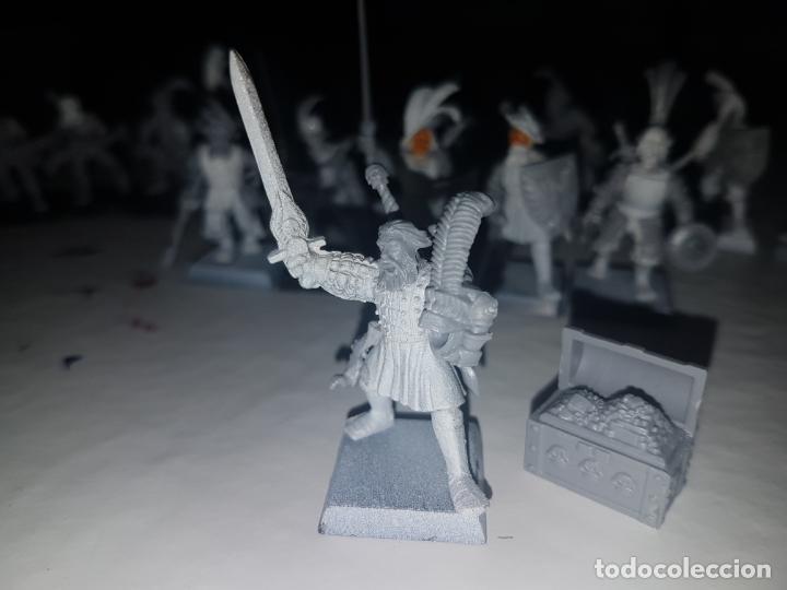Juegos Antiguos: MORDHEIM - BANDA DE MARIENBURGO - 16 MINIATURAS - WARHAMMER - IMPERIO descatalogadas - Foto 3 - 46659735