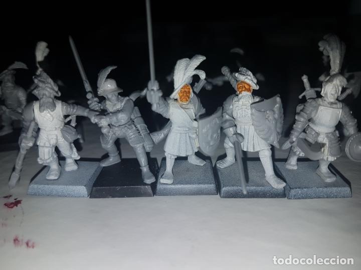 Juegos Antiguos: MORDHEIM - BANDA DE MARIENBURGO - 16 MINIATURAS - WARHAMMER - IMPERIO descatalogadas - Foto 5 - 46659735