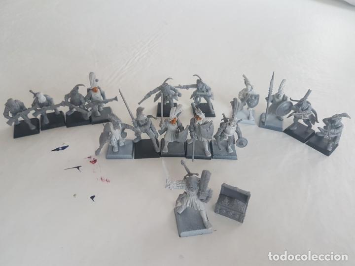 MORDHEIM - BANDA DE MARIENBURGO - 16 MINIATURAS - WARHAMMER - IMPERIO DESCATALOGADAS (Juguetes - Rol y Estrategia - Warhammer)