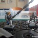 Juegos Antiguos: EL IMPERIO WARHAMMER MUSICOS Y ABANDERADOS (2+2). Lote 160492238