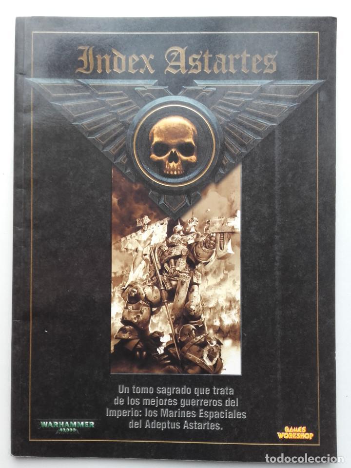 INDEX ASTARTES - WARHAMMER 40.000 - GAMES WORKSHOP (Juguetes - Rol y Estrategia - Warhammer)
