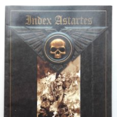 Juegos Antiguos: INDEX ASTARTES - WARHAMMER 40.000 - GAMES WORKSHOP. Lote 160974742