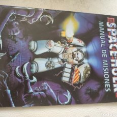 Juegos Antiguos: MANUAL DE MISIONES SPACE HULK GAMES WORKSHOP CASTELLANO. Lote 164921954