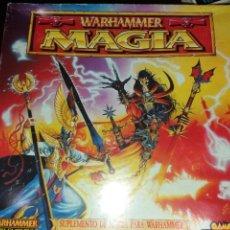 Juegos Antiguos: WARHAMMER MAGIA.. Lote 166668808
