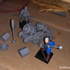 Juegos Antiguos: PACK 2 ARTILLERÍA WARHAMMER IMPERIO. Lote 167077116