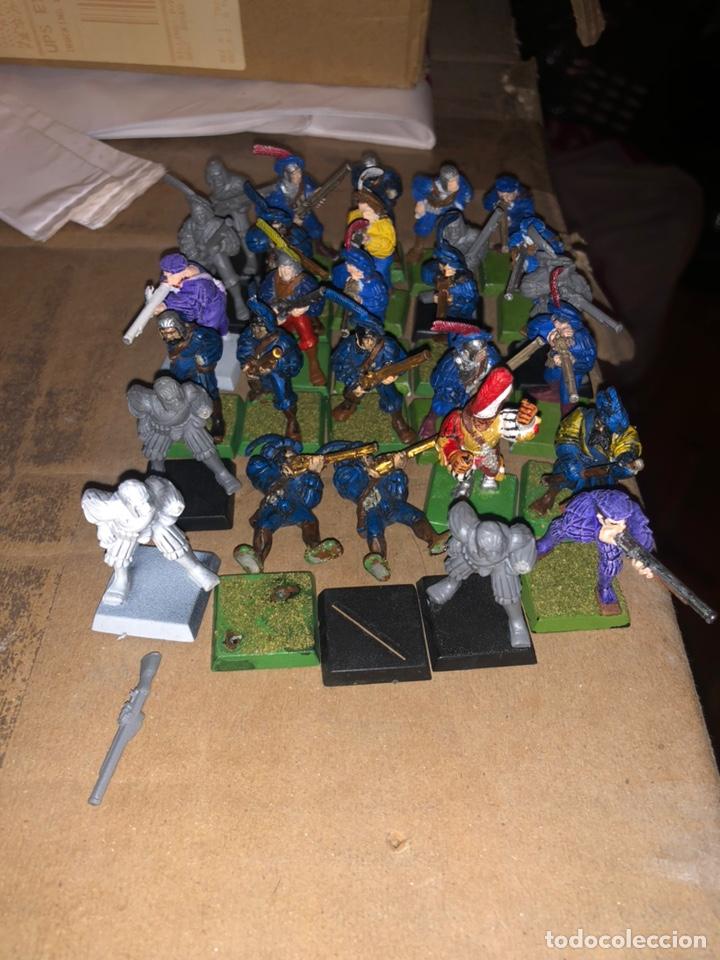 REGIMIENTO IMPERIO WARHAMMER ANTIGUO (Juguetes - Rol y Estrategia - Warhammer)