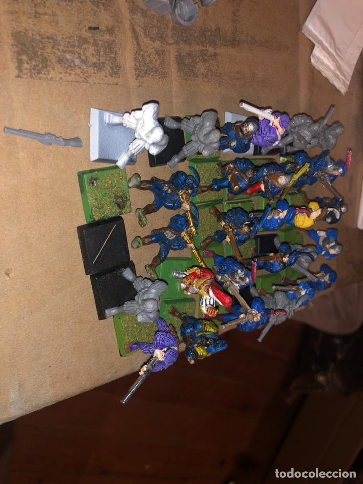 Juegos Antiguos: Regimiento Imperio warhammer antiguo - Foto 2 - 167077198