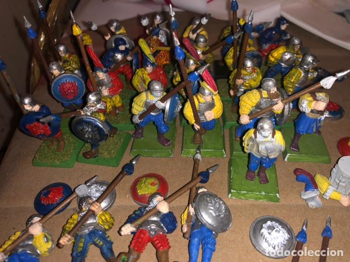 Juegos Antiguos: Regimiento lanceros imperiales warhammer - Foto 2 - 167077205