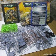 Jogos Antigos: JUEGO WARHAMMER EPIC 40.000 40K, GAMES WORKSHOP 1998, ESPAÑOL. Lote 167982937