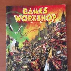 Juegos Antiguos: REVISTA GAMES WORKSHOP. Lote 169189188