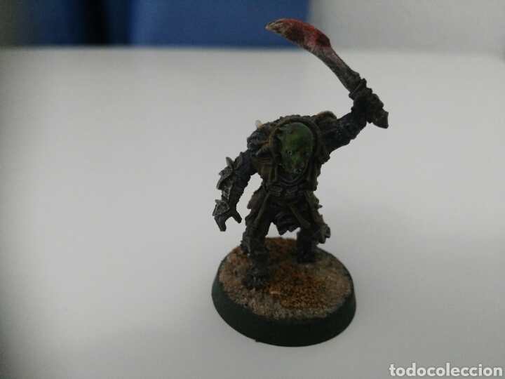 GRISHNAKH LIDER ORCO (Juguetes - Rol y Estrategia - Warhammer)