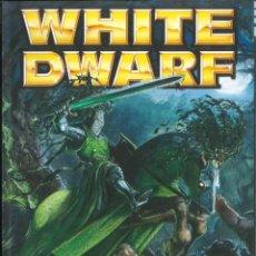 Juegos Antiguos: WHITE DWARF NÚMERO 106 GAMES WORKSHOP WARHAMMER. Lote 169957184