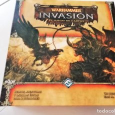 Jeux Anciens: WARHAMMER INVASION. Lote 170471324