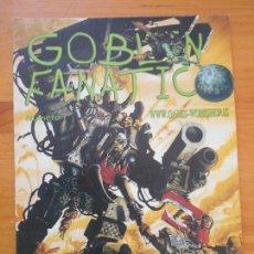 Juegos Antiguos: GOBLIN FANATICO Nº 7 - GAMES WORKSHOP - REVISTA WARHAMMER (AM). Lote 171612619