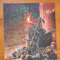 Juegos Antiguos: GOBLIN FANATICO Nº 8 - GAMES WORKSHOP - REVISTA WARHAMMER (AM). Lote 171612840