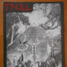Juegos Antiguos: TROLL Nº 14 - GAMES WORKSHOP - REVISTA WARHAMMER (AM). Lote 171613150