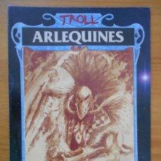 Juegos Antiguos: TROLL Nº 18 - ARLEQUINES - GAMES WORKSHOP - REVISTA WARHAMMER (AM). Lote 171613319