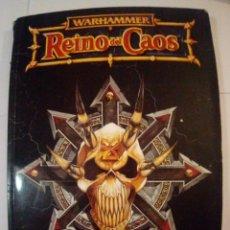 Juegos Antiguos: WARHAMMER REINO DEL CAOS. Lote 171716377