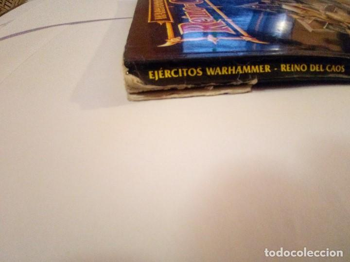 Juegos Antiguos: WARHAMMER REINO DEL CAOS - Foto 4 - 171716377