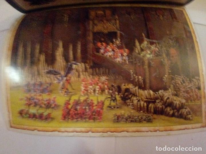 Juegos Antiguos: WARHAMMER REINO DEL CAOS - Foto 5 - 171716377