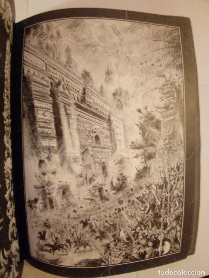 Juegos Antiguos: WARHAMMER REINO DEL CAOS - Foto 6 - 171716377