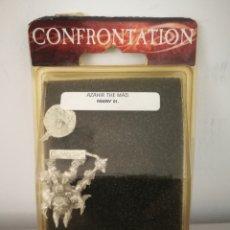 Juegos Antiguos: FIGURA WARHAMMER CONFRONTATION. Lote 171987337