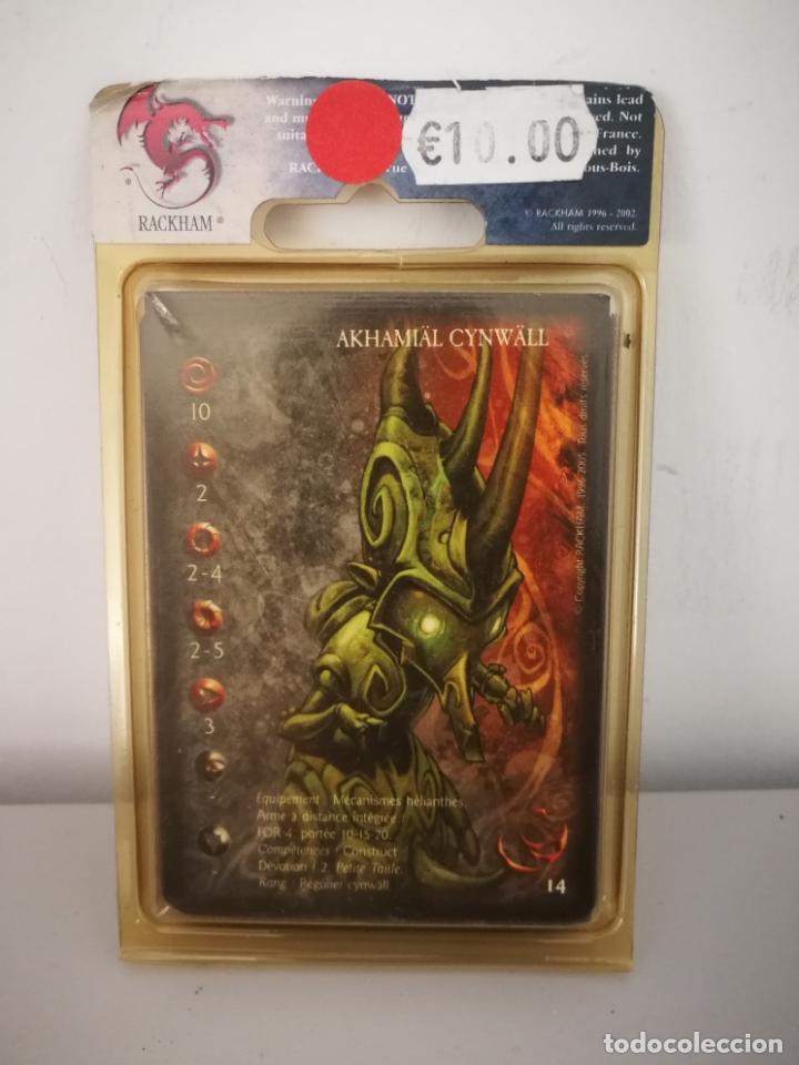 Juegos Antiguos: FIGURA WARHAMMER CONFRONTATION - Foto 2 - 171987397